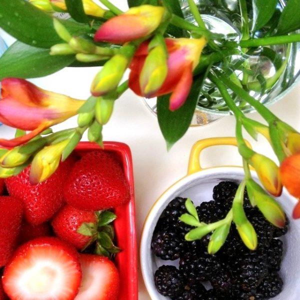 Freesia Summer Berries Fragrance Oil