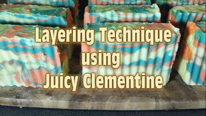Cold Process Layering Technique