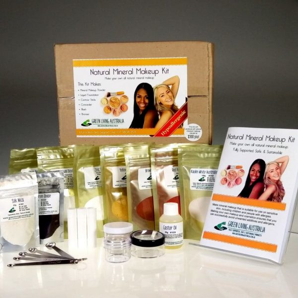 Natural Mineral Makeup Kit