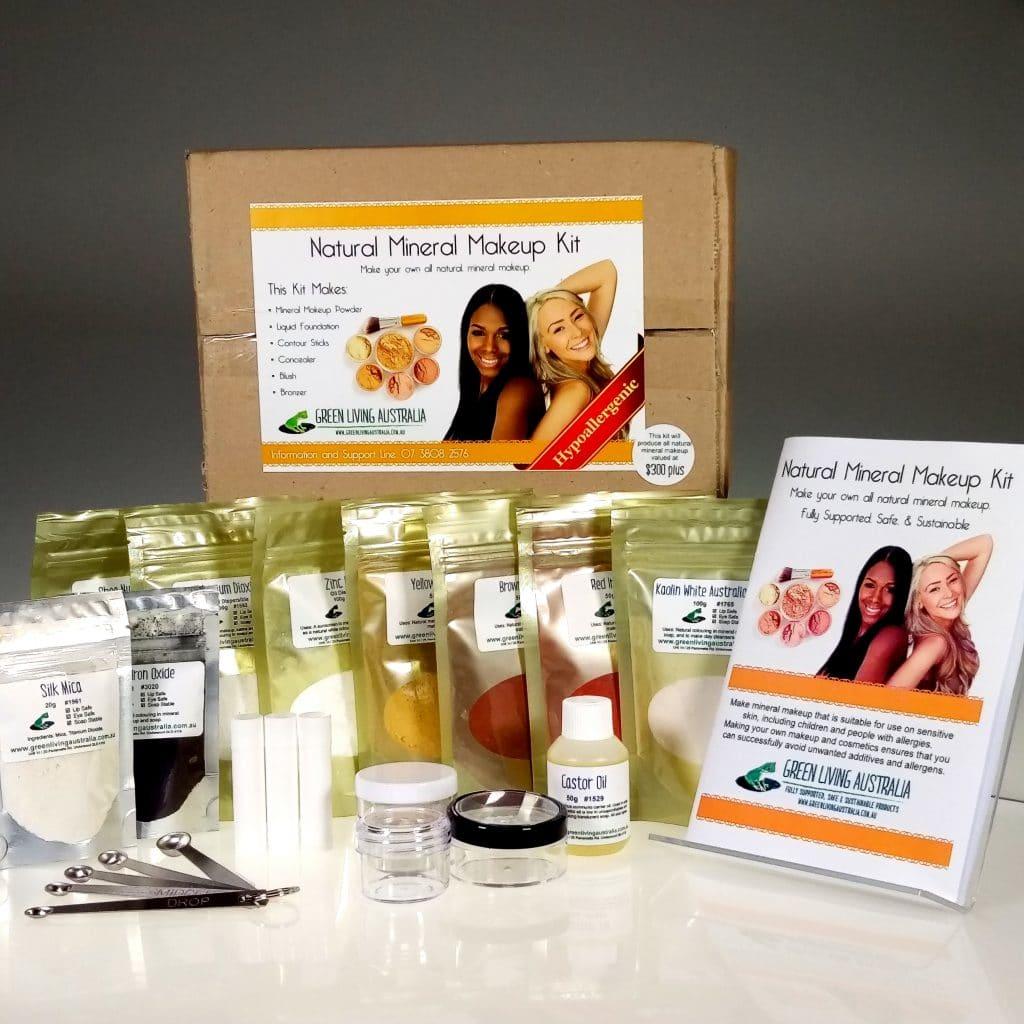 Natural Mineral Makeup Kit