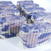 Forbidden Fantasy Scrub soap