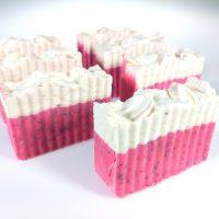 Raspberry Cream Pie Soap