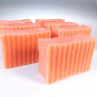 juicy mandarin soap