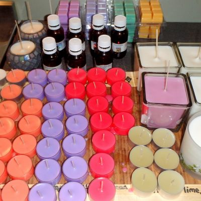 Soy Candle Kits