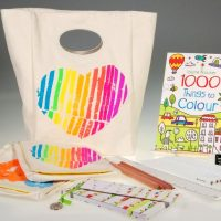Cool for School Heart Gift Box