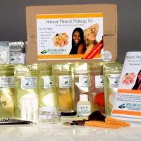 DIY Natural Mineral Makeup Gift Box