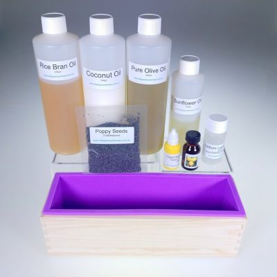 Lemon Zest Scrub Kit