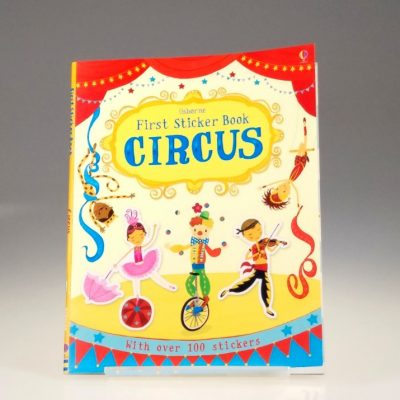 Silly Circus Gift Box