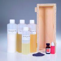 Strawberry Scrub Soap Making Kit