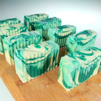 Thyme and Olive Leaf Soap