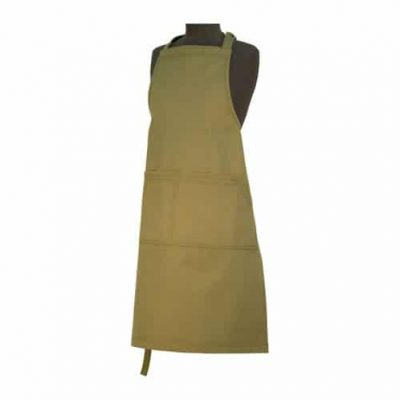 Heavy Duty Green Apron