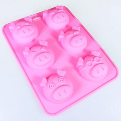 Piggy Silicone Mould
