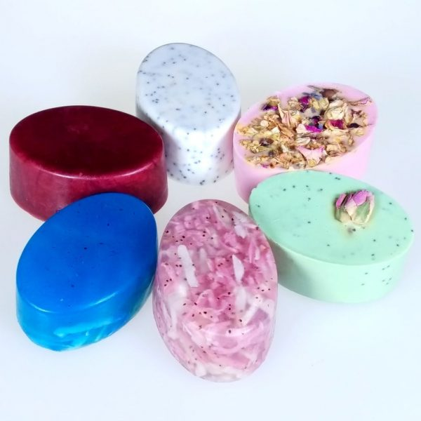 oval soaps
