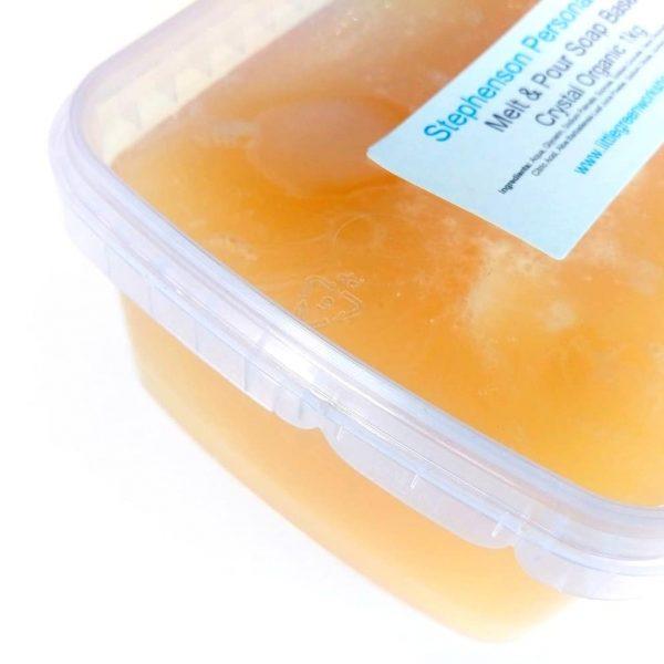 Crystal Organic Soap Base