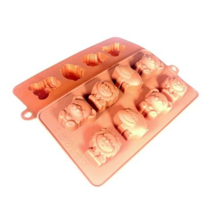 Mini Animal Silicone Mould