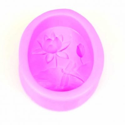 Lotus Dragonfly Silicone Mould