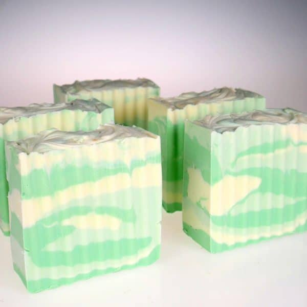 Thyme and Olive Leaf Soap 2019