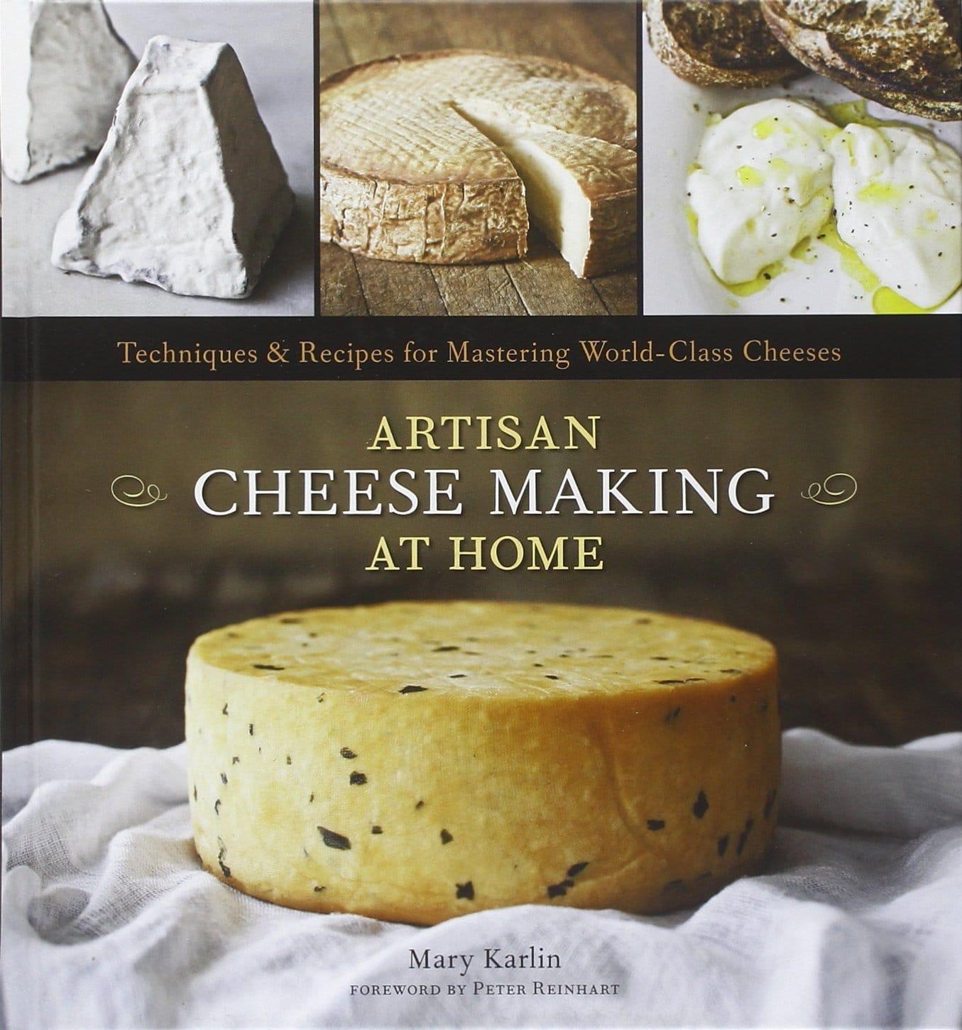 making cheese at home