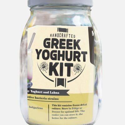 Greek Yoghurt Kit