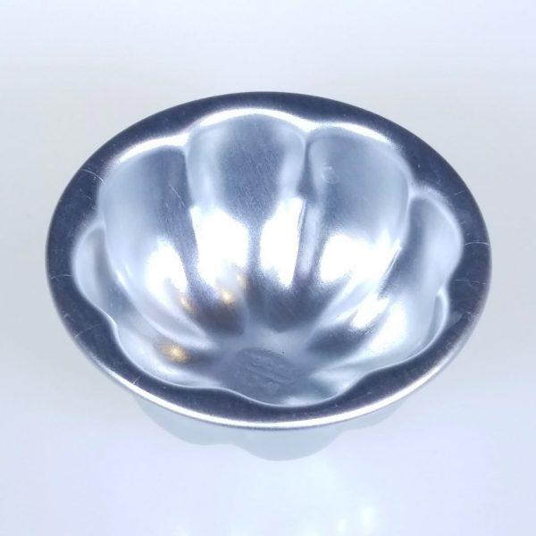 Aluminium 8-Petal Flower Bath Bomb Mould