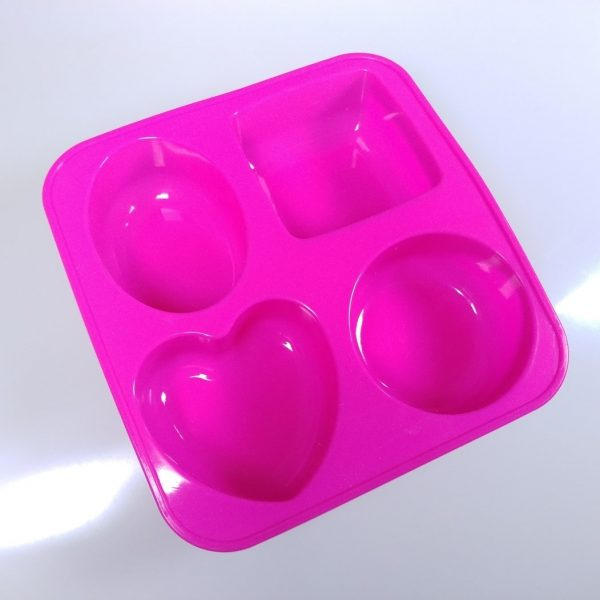 Multi Shapes Silicone Mould