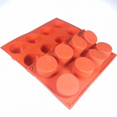 Round Silicone Mould