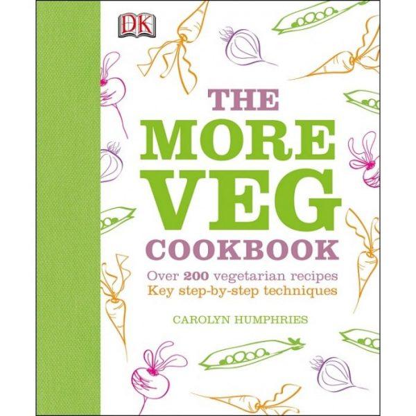 The More Veg Cookbook