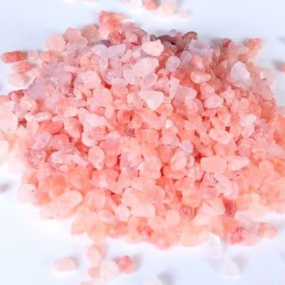 Himalayan Pink Coarse Rock Salt