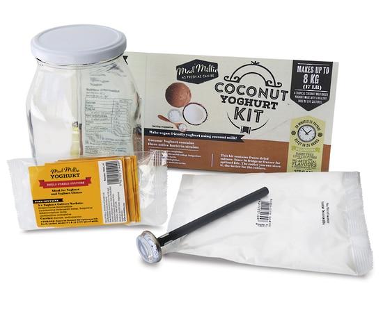 Coconut Yoghurt Kit Contents