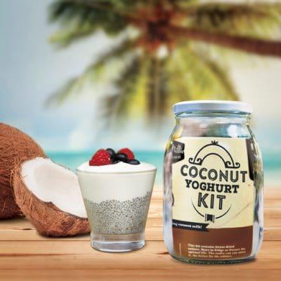 Coconut Yoghurt Kit Style