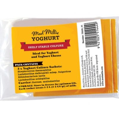 Dairy Free Yoghurt Culture