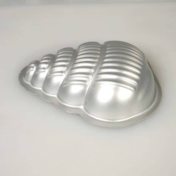 Conch Aluminium Bath Bomb Mould