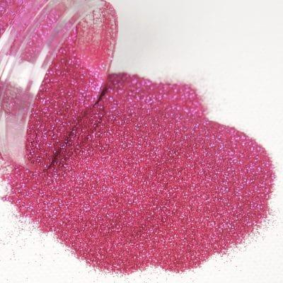 Bio-Glitter Dark Rose