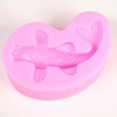 Fish Silicone Mould