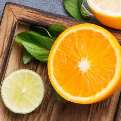 Lime Basil and Mandarin Fragrance Oil