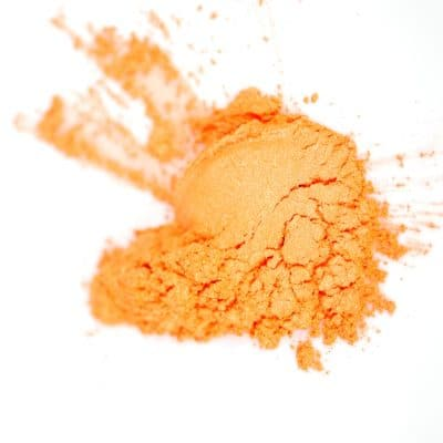 Orange Sorbet Mica