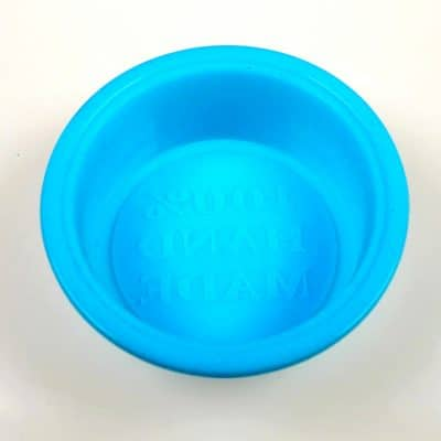 100% Round hand made silicone mould