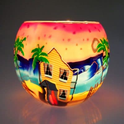 Beach House Night Glow