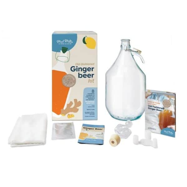 Ginger Beer contents