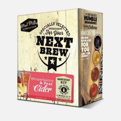 Next Brew Strawberry & Pear Cider