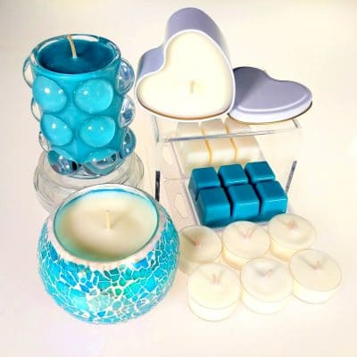 Luxury Soy Candle Kit