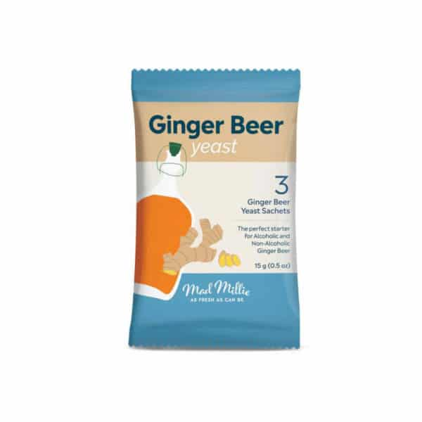Ginger Bear Yeast