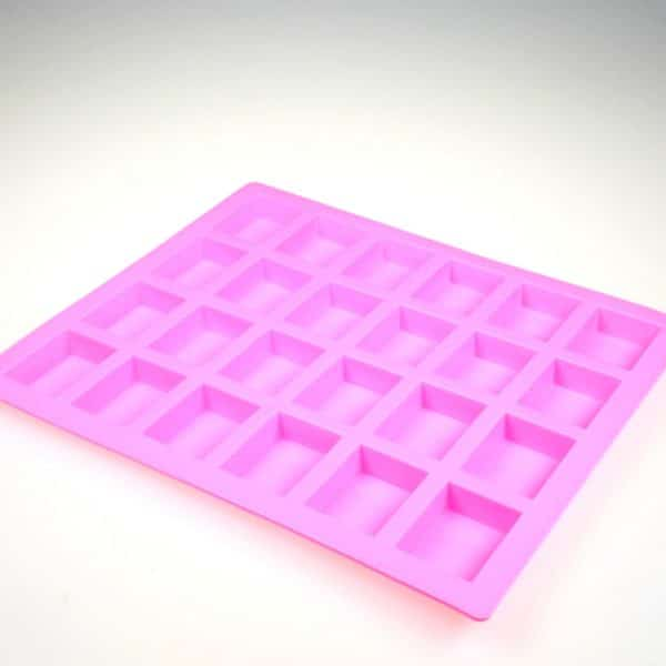 Rectangle 24 Cavity Silicone Mould