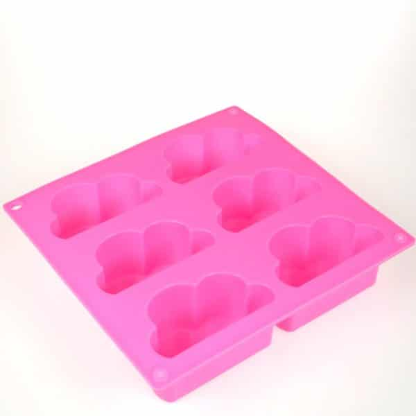 Cloud Silicone Mould