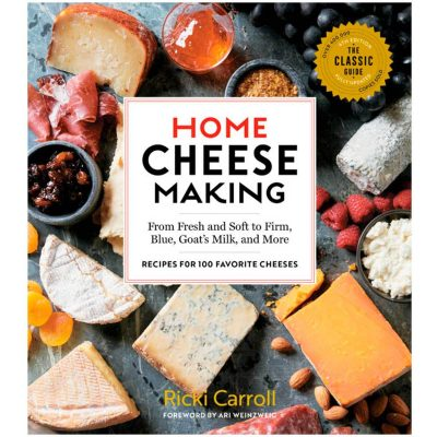 Home Cheese Making 4th Edition