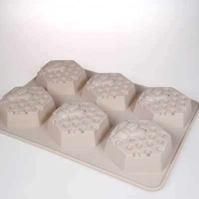 Honey Bee Silicone mould