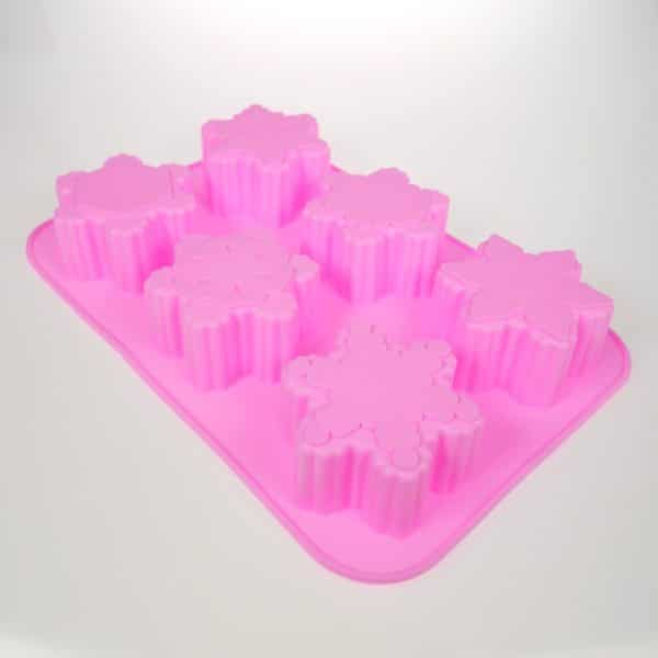 Ice Crystals Silicone Mould