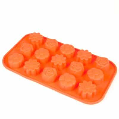 Mini Flower Guest Silicone Mould