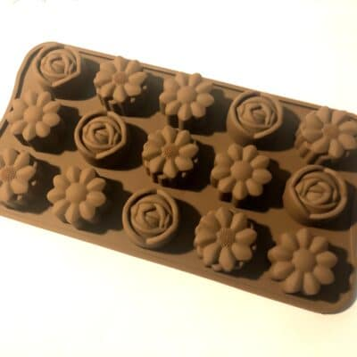 Mini flower mould Guest
