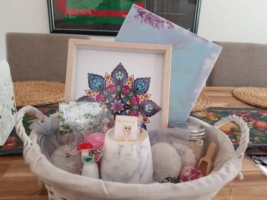 Anne Berriman Gift Basket